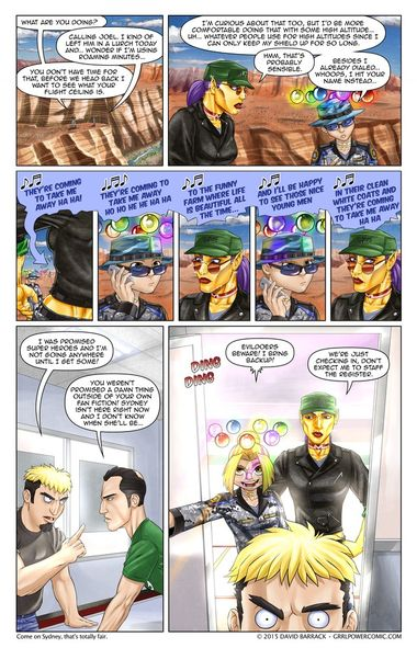 Grrl Power #356 – Ring tone deaf