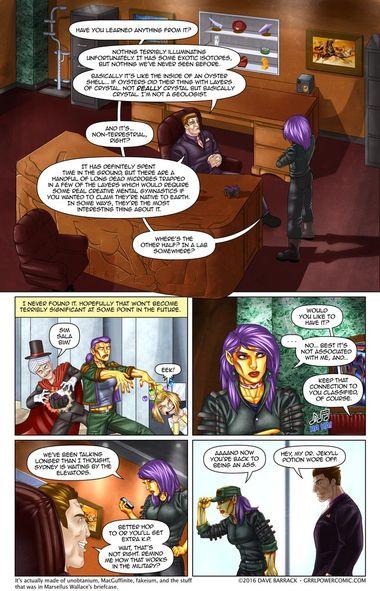Grrl Power #416 – Meta analysis
