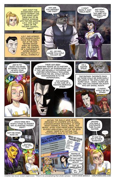Grrl Power #460 – Super misdirection