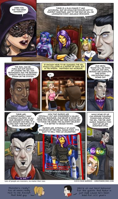 Grrl Power #464 – These books prefer to be judged by their covers