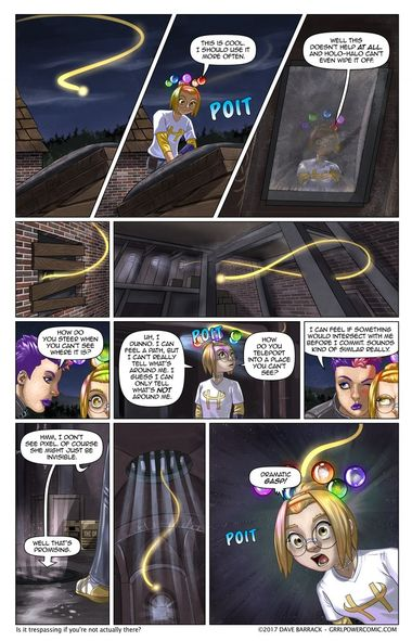 Grrl Power #497 – Path finding