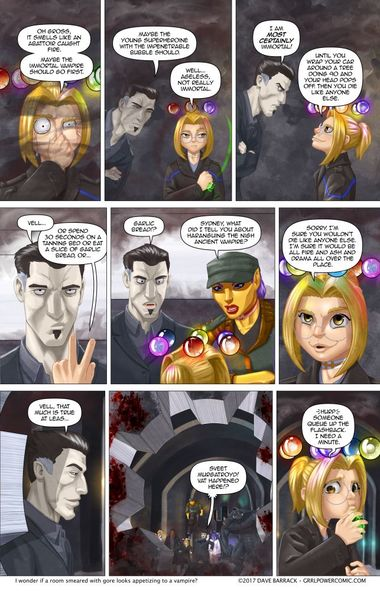 Grrl Power #561 – Harangarang