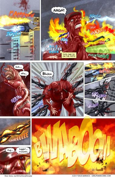 Grrl Power #563 – Trojan hillbilly