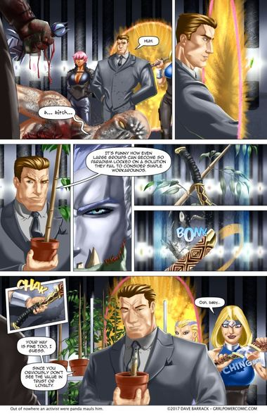 Grrl Power #570 – The bamboomanity!