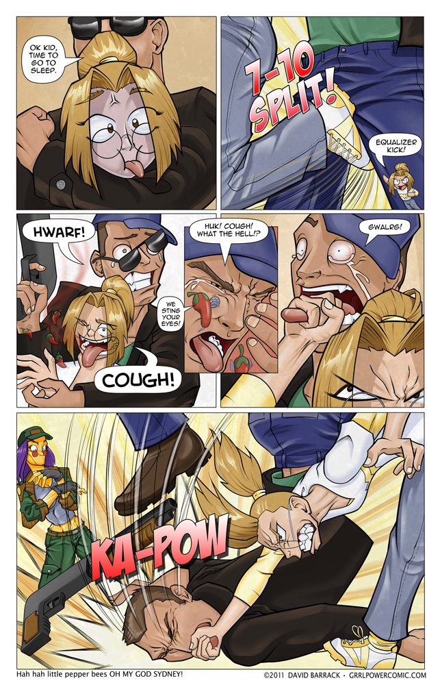Grrl Power #42 – Unconventional Judo
