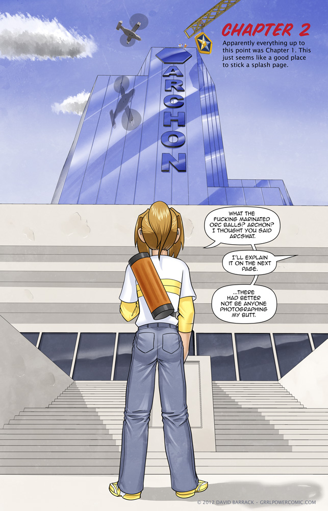 Grrl Power – Chapter 2