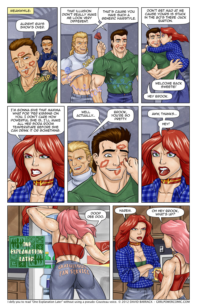 Grrl Power #91 – FireCat v. MultiCat
