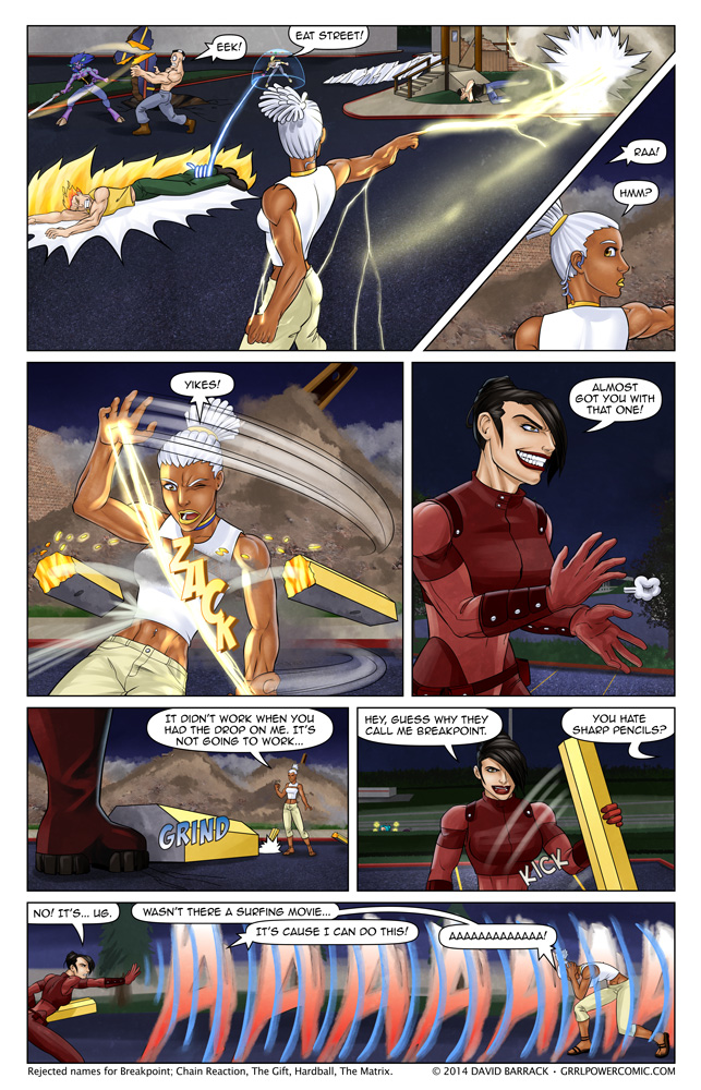 Grrl Power #229 – The loudening