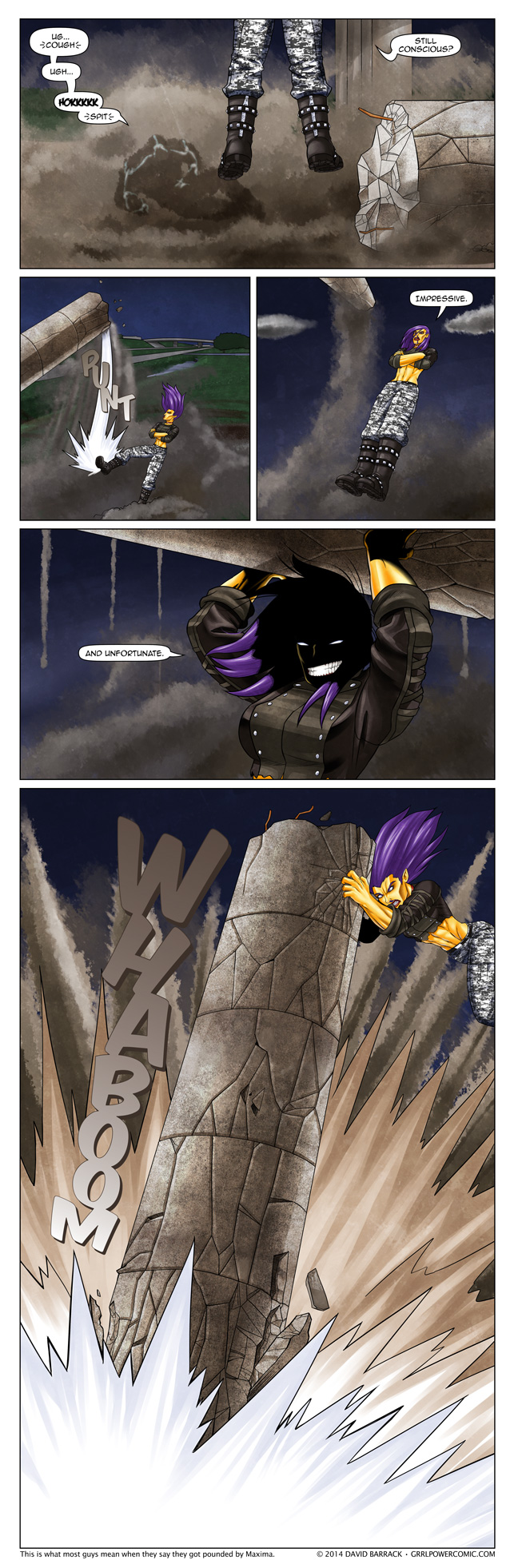 Grrl Power #261 – Pylondriver