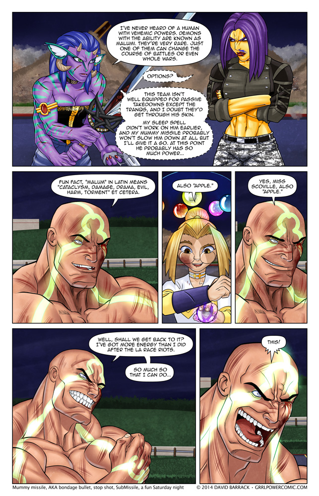 Grrl Power #266 – Schooling before the schooling
