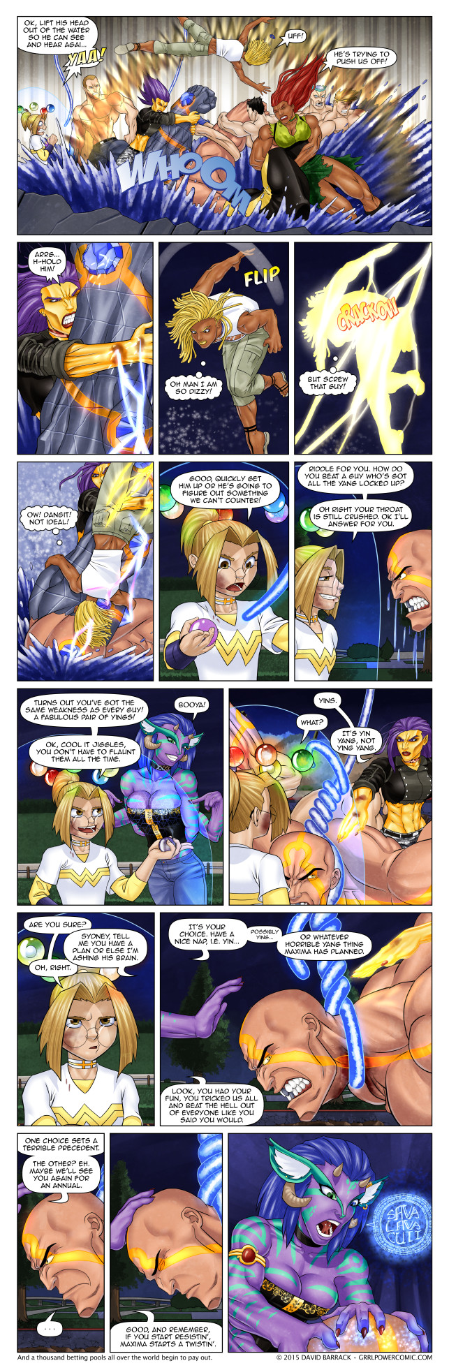 Grrl Power #286 – Aaaand scene