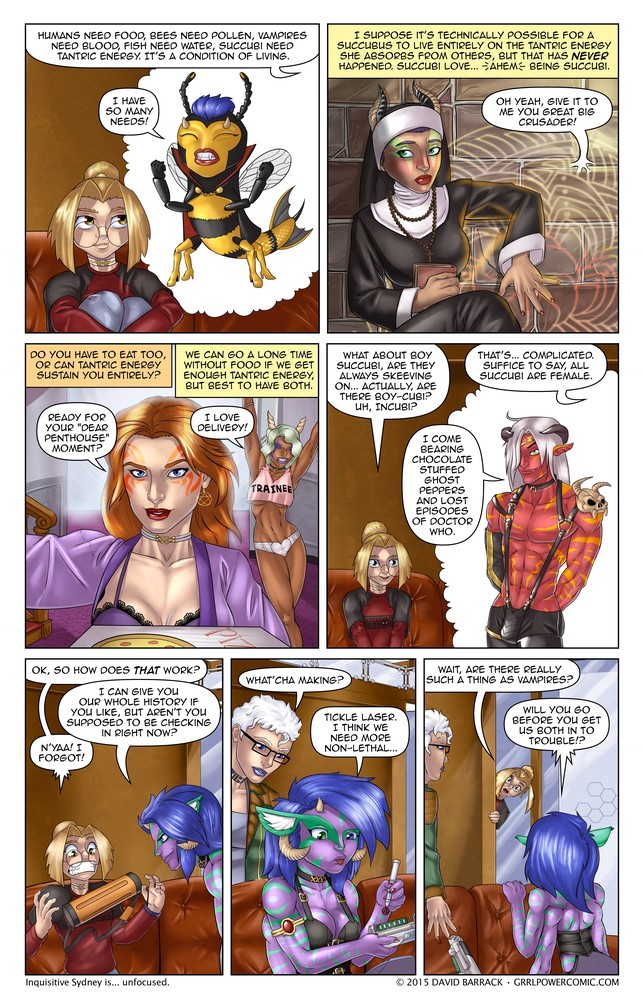 Grrl Power #312 – Succudigression