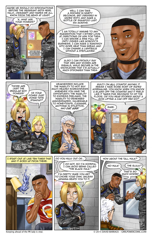 Grrl Power #321 – Naming rights