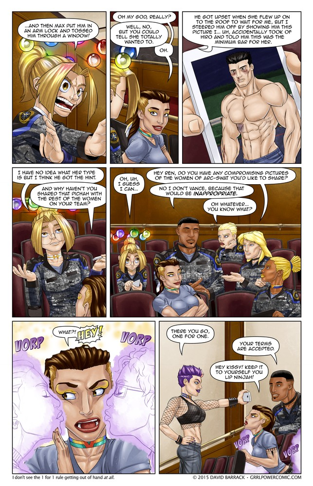 Grrl Power #358 – Fair trade photography