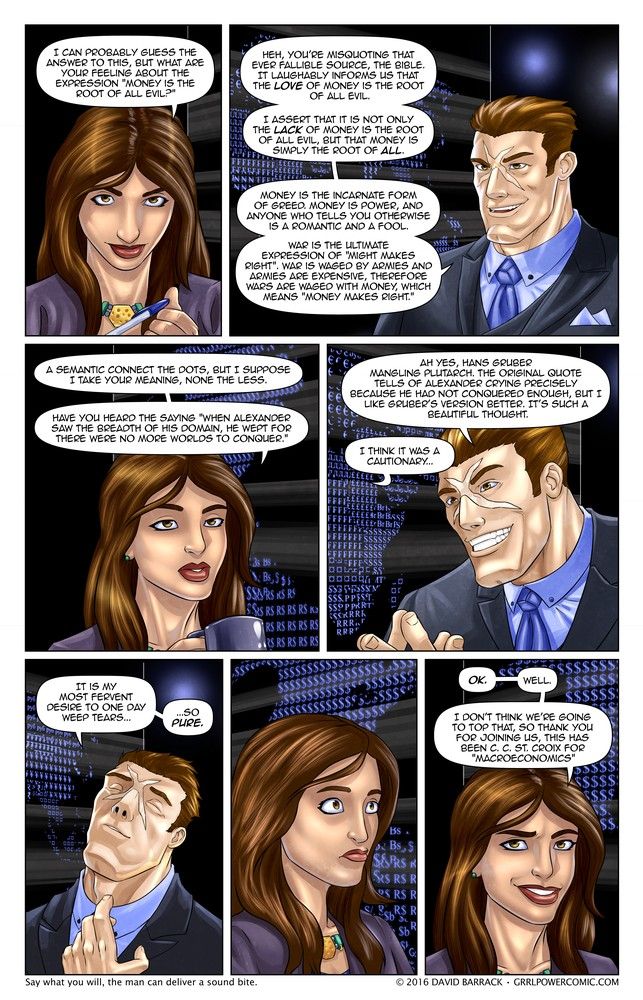Grrl Power #395 – The benefits of a classical education