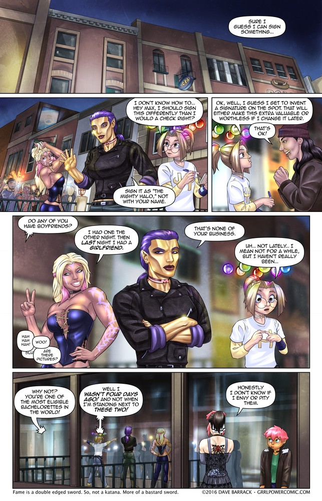 Grrl Power #434 – Pinvy