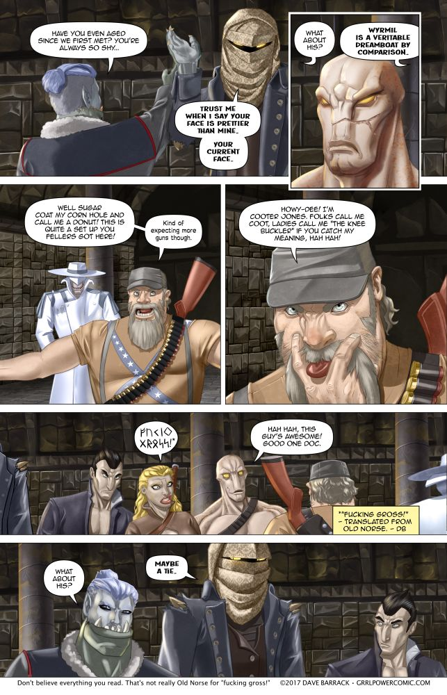 Grrl Power #531 – The gang's all here