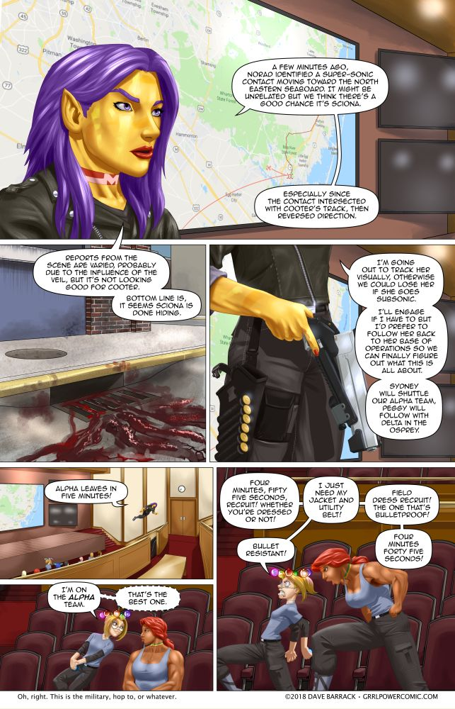 Grrl Power #612 – Thunderbirds are go!