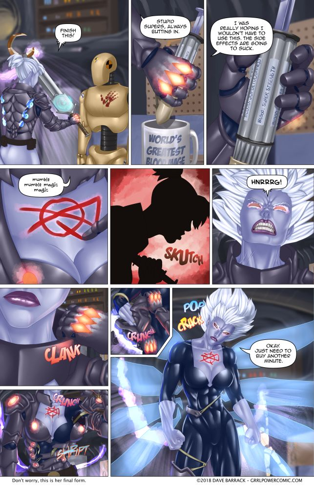Grrl Power #624 – Vitamin-S