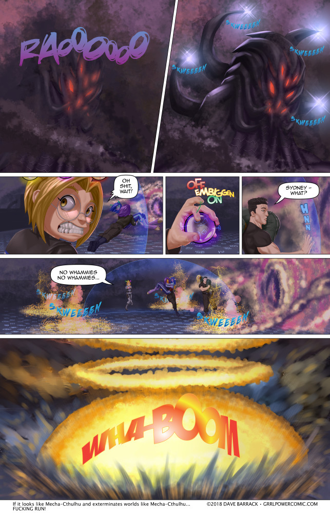 Grrl Power #644 – This is how my culture says hello