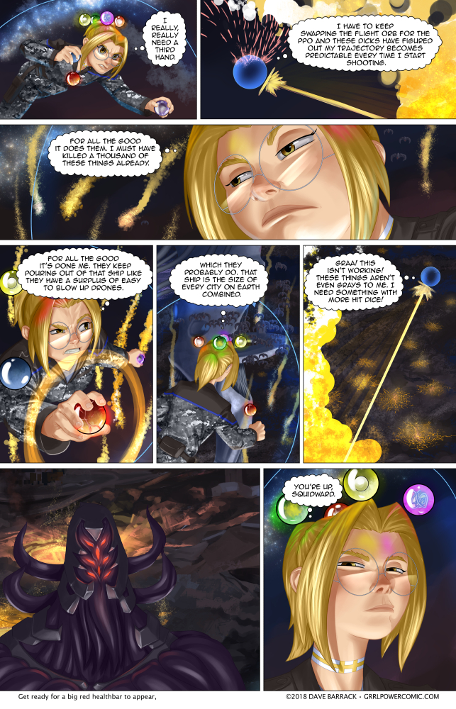 Grrl Power #657 – Grind smarter, not harder