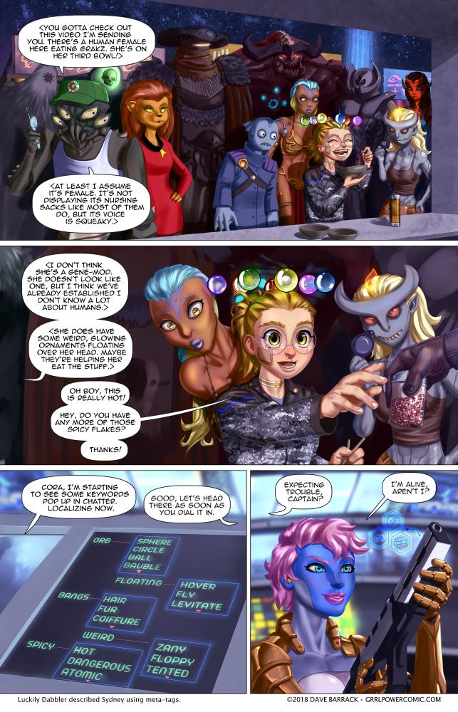 Grrl Power #686 – Inter(stellar)net famous