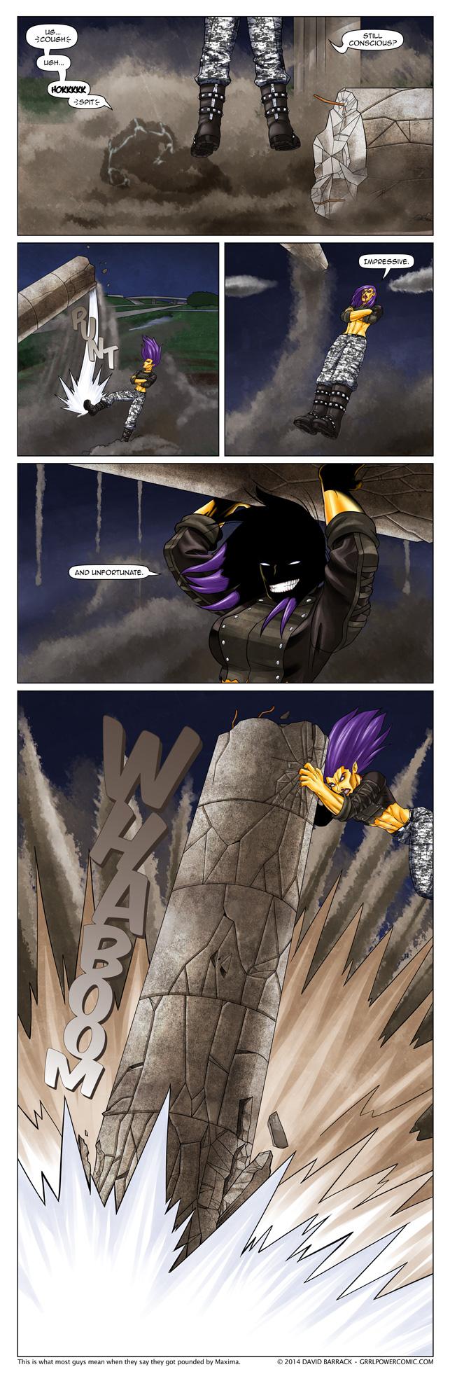 Grrl Power #261 – Pylondriver