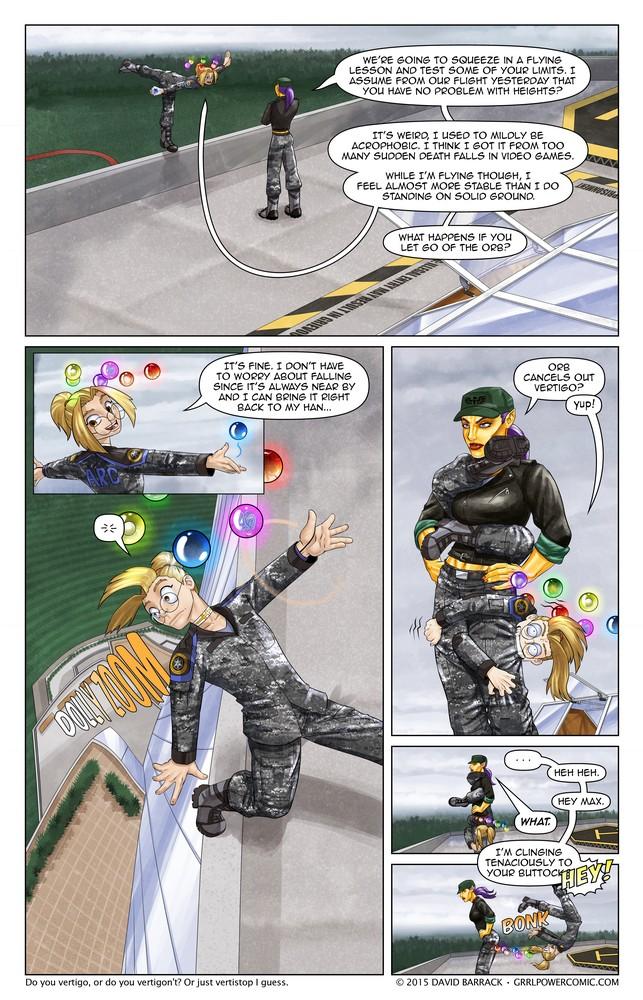 Grrl Power #351 – Vertigyaah!