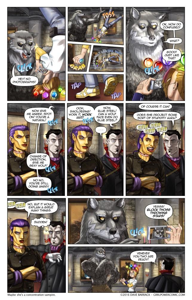 Grrl Power #442 – Fablupus