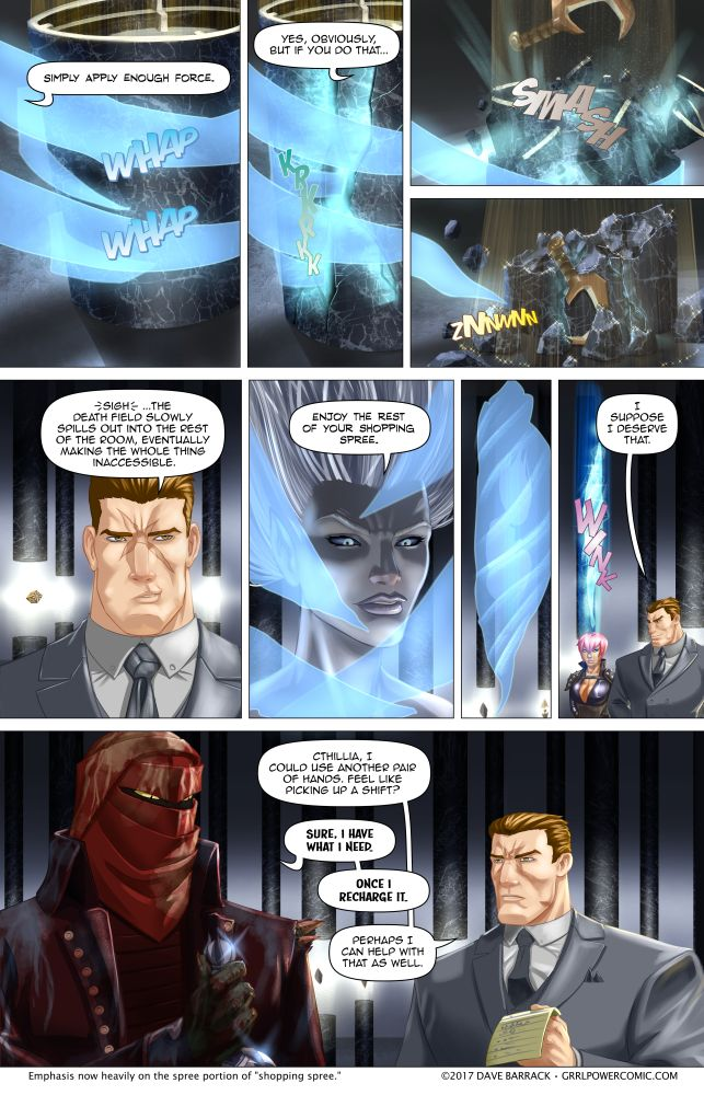 Grrl Power #573 – Fair play