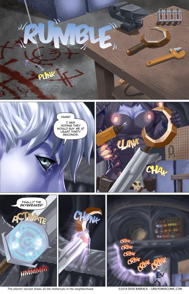 Grrl Power #623 – Stargate DIY
