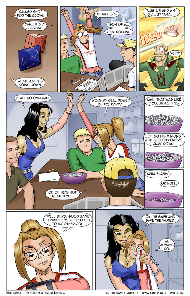 Grrl Power #3 – Delicious Yogurt Pretzels