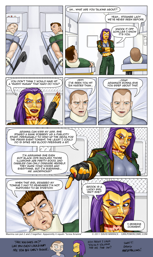 Grrl Power #56 – This all seems less than heroic.