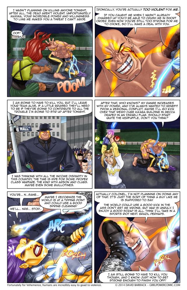 Grrl Power #274 – Master sham