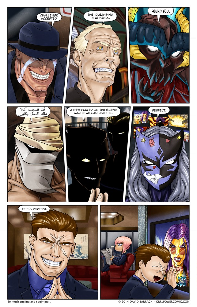 Grrl Power #186 – Fingers to maximum steepleage!