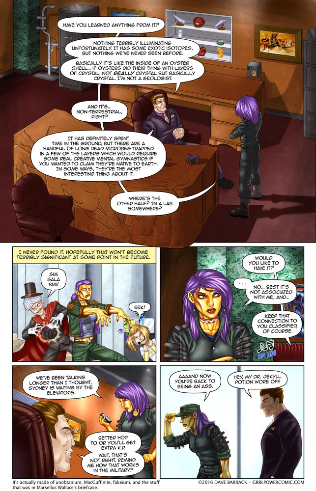 Grrl Power #416 – Meta analysis