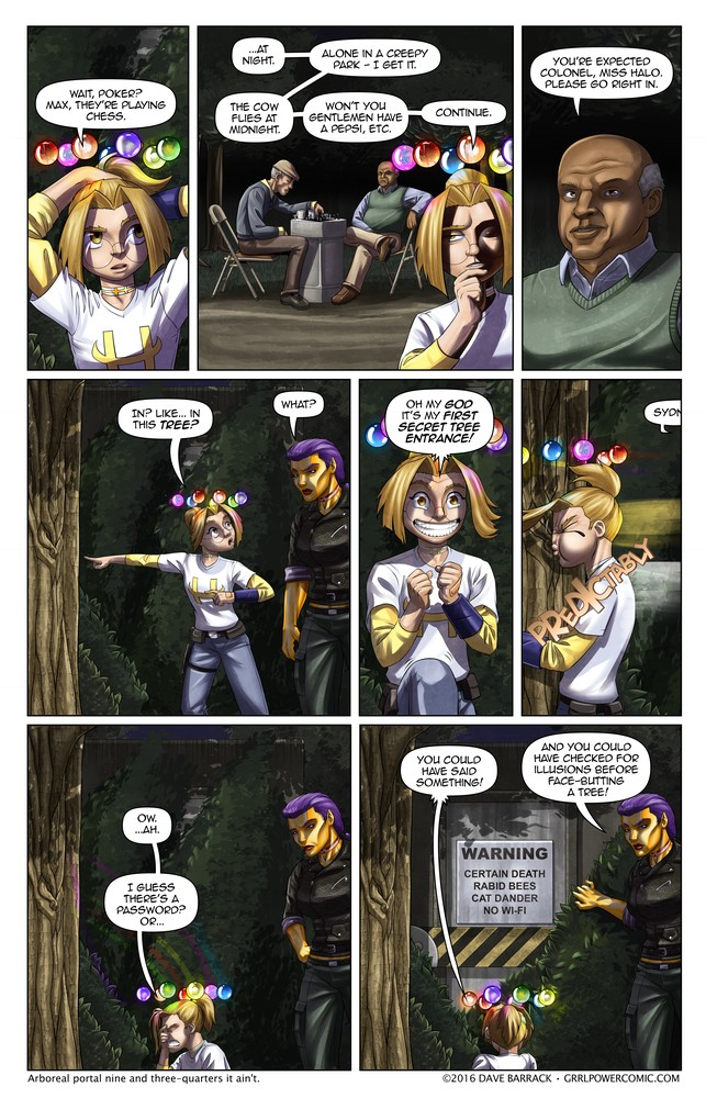 Grrl Power #439 – Valve hasn't announced Portal Tree yet