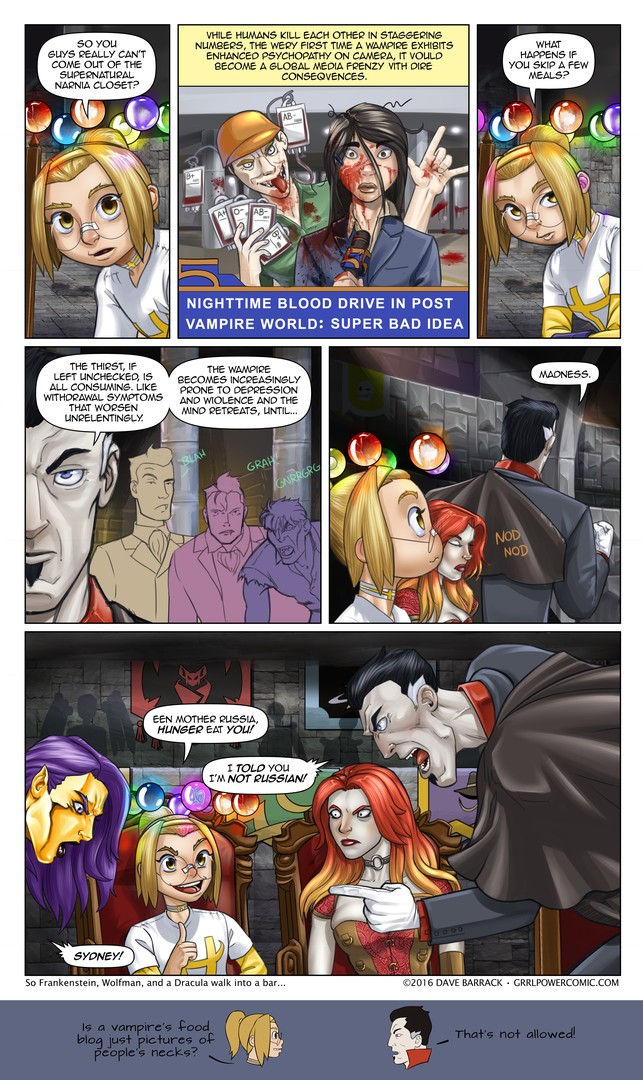Grrl Power #465 – Perejoika