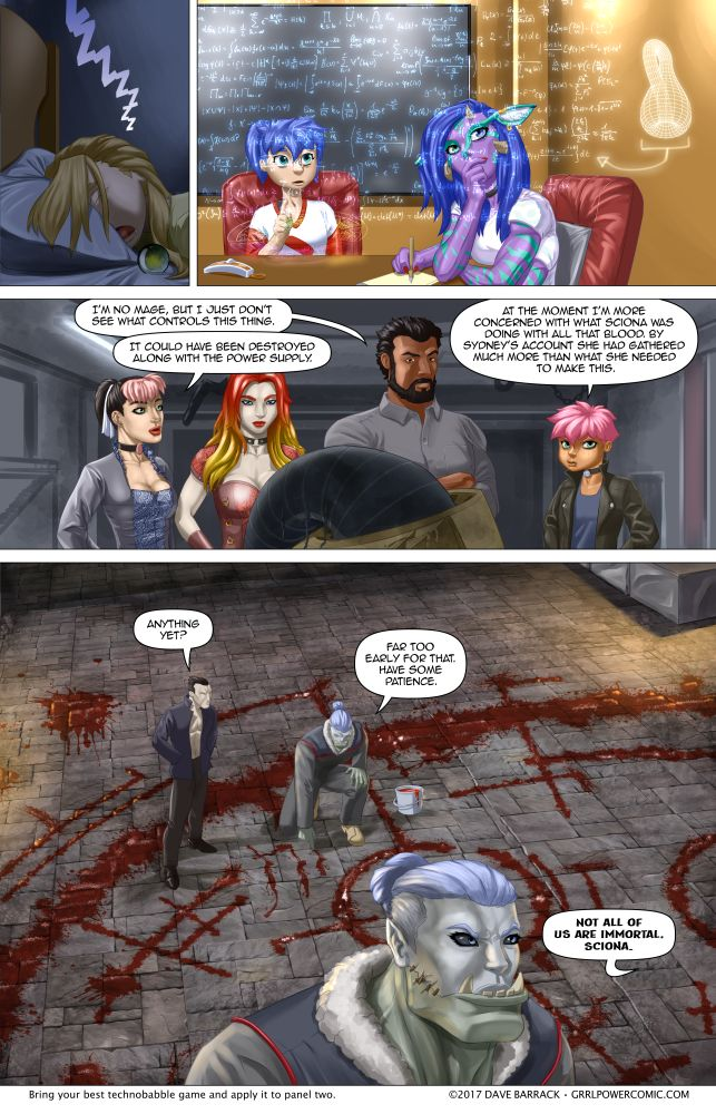 Grrl Power #529 – She is not getting her security deposit back