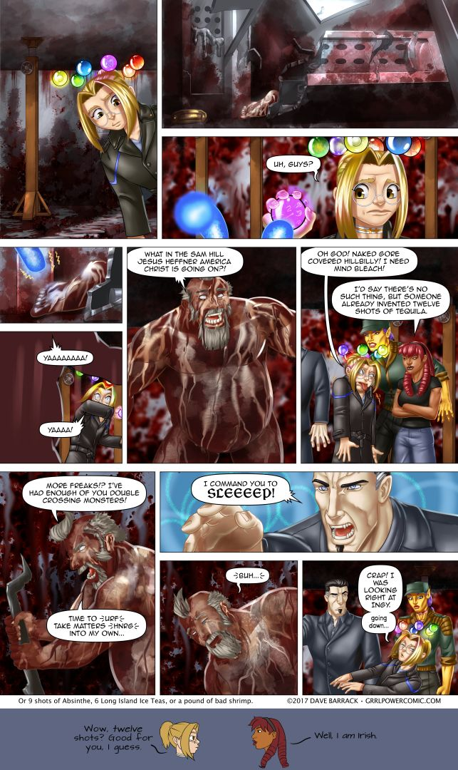 Grrl Power #575 – Born again?