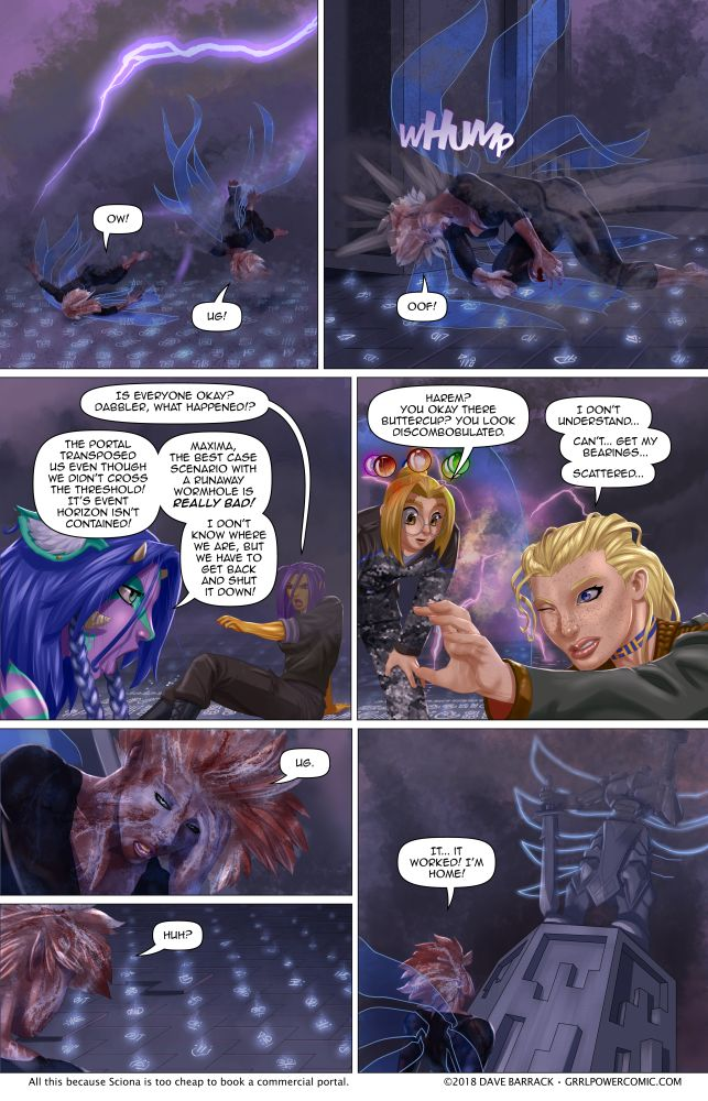 Grrl Power #635 – I hope their passports are up to date