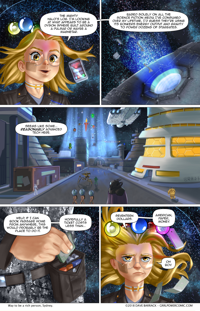 Grrl Power #677 – Xeno economics