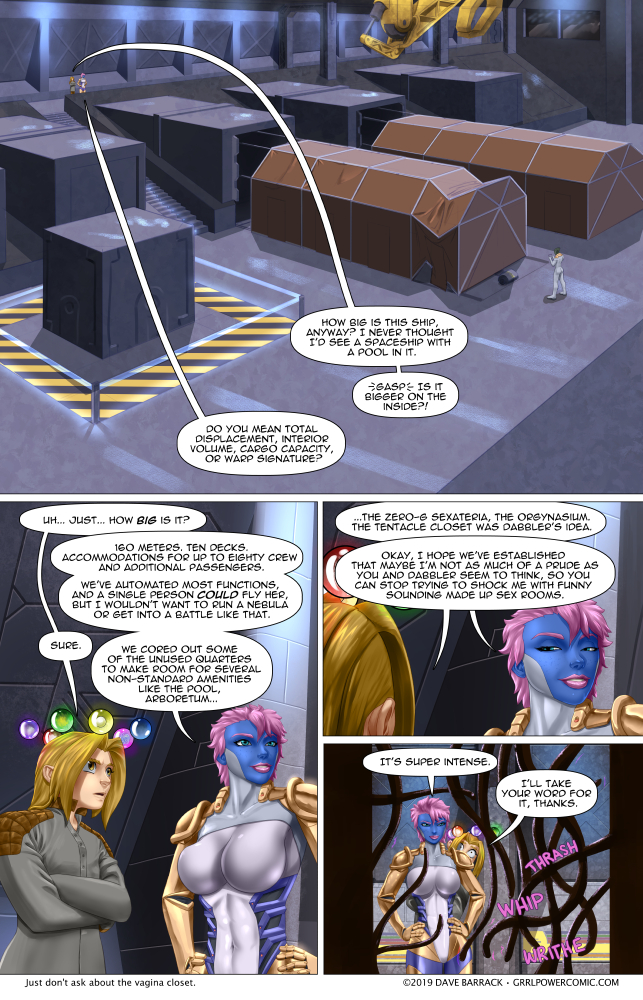 Grrl Power #710 – Womenities